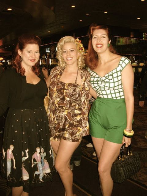 Rockabilly And Vintage Lifestyle Blog A Collection Of My Favorite Viva Las Vegas Outfits Las Vegas Outfit Viva Las Vegas Outfit Vegas Outfit