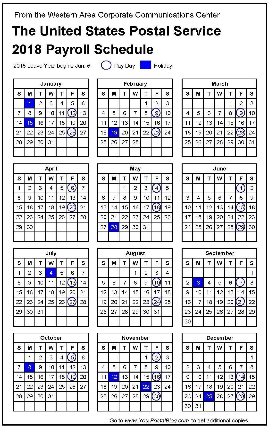 Usps Pay Period Calendar 2019 Template Calendar Design Payroll Calendar Calendar Template Excel Calendar