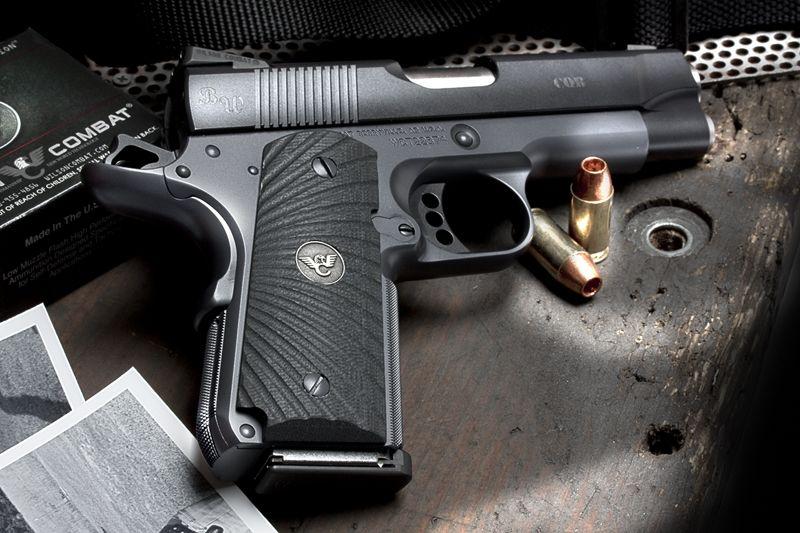 Wilson Combat Bill Wilson  Carry Pistol  HttpWwwRgrips