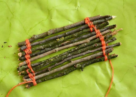 Next time you go out for a walk in the nature do gather some twigs as were showing a fun tutorial o
