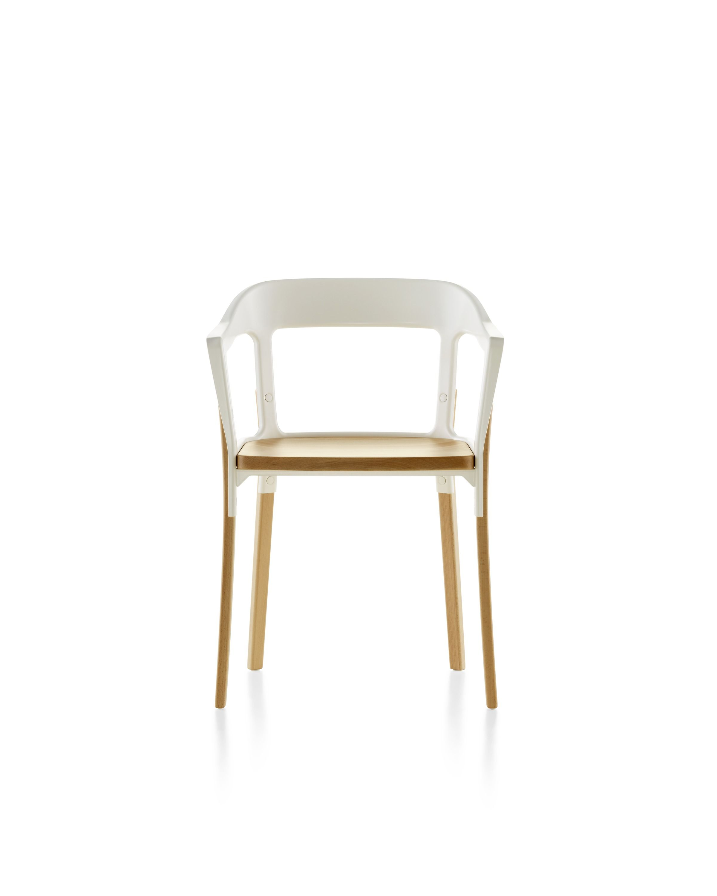 Steelwood Chair by Ronan and Erwan Bouroullec for Magis | Herman Miller