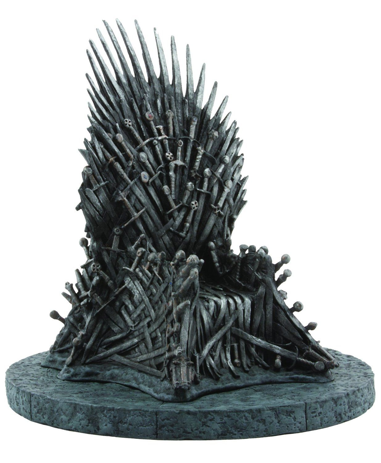 Game of thrones chair cake - Amazon Com Game Of Thrones Iron Throne 7 Replica Accessory