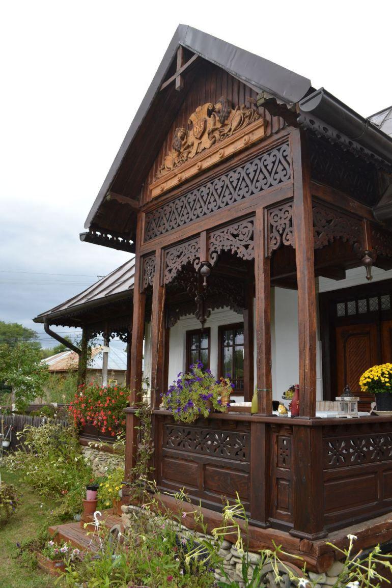 despre casa traditionala romaneasca