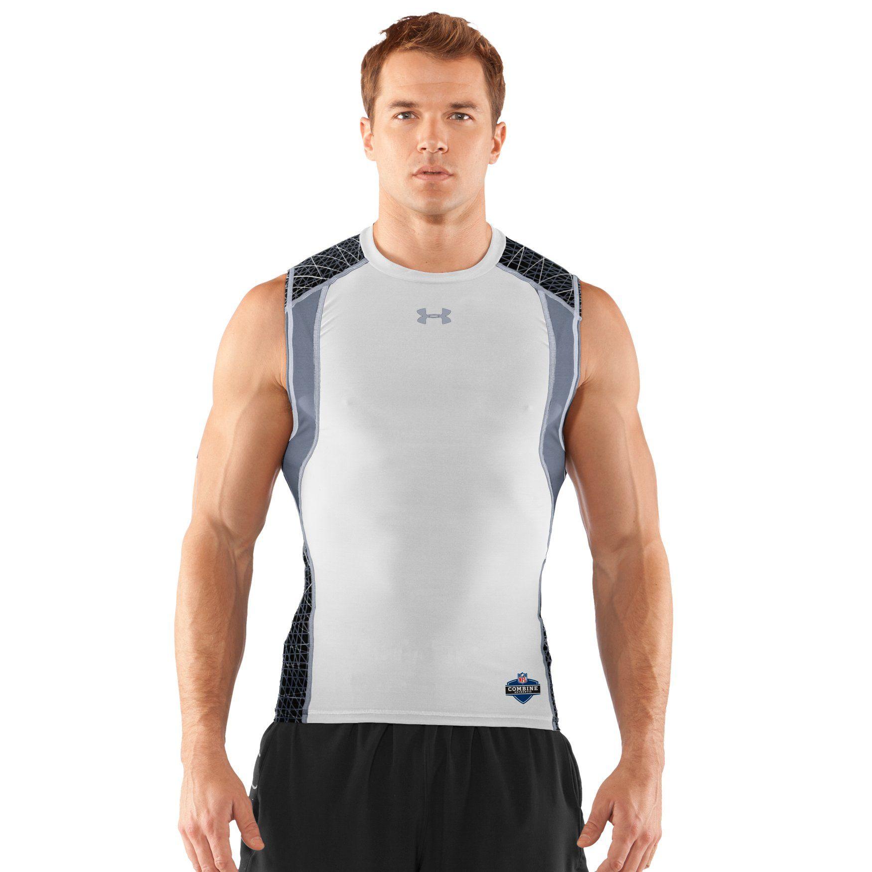 Under Armour Men's UA Warp Speed Sleeveless Shirt | hi | Pinterest
