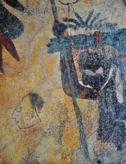 Restauran Murales De Bonampak De Hace Mil Anos