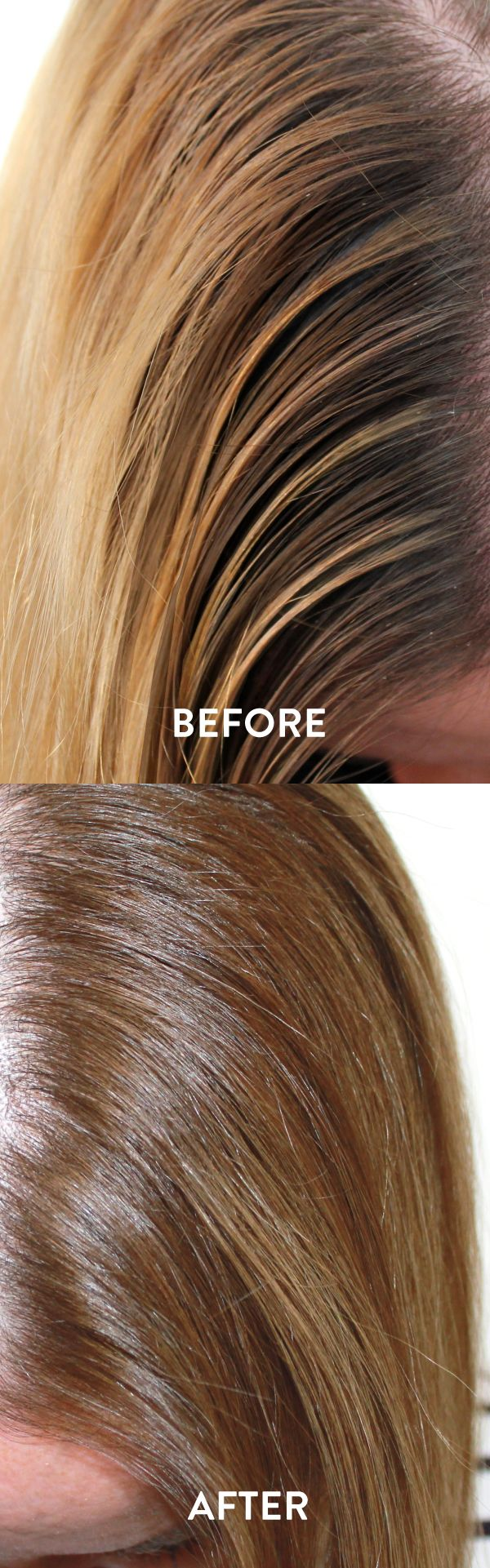 How To Fix Your Tiger Stripe Highlights How To In 2018 Pinterest
