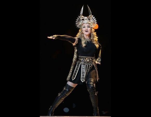 madonna grammy awards 2012 | ... символизм: 2012 GRAMMY Awards Nicki Minaj