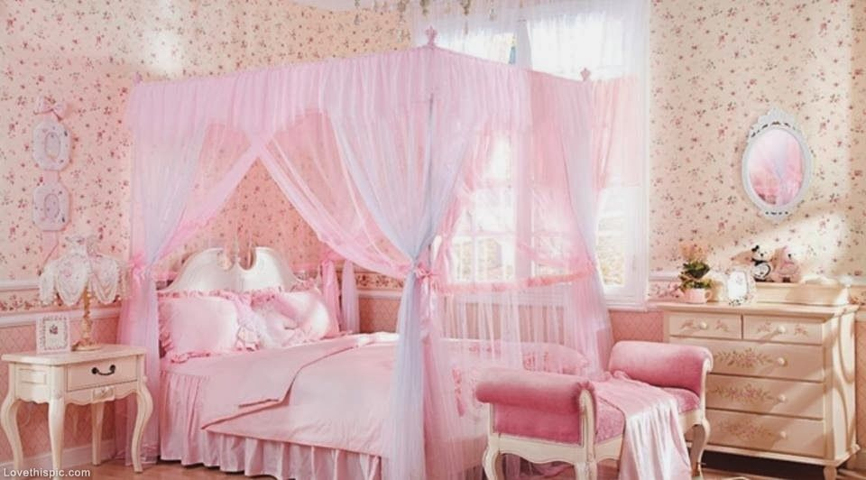 The Vanity Room Feminine Room Decor Pink Bedroom For
