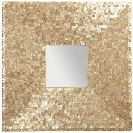 DECORATIVO DE PARED CAPIZ GOLDEN PIER 1 | SEARS.COM.MX - Me entiende! $101us by front door