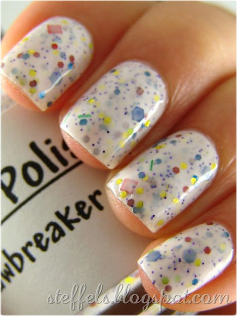 Pretty and Polished Jawbreaker | Nail | Pinterest | Sprinkles ...