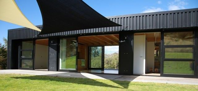 glass steel house - Buscar con Google