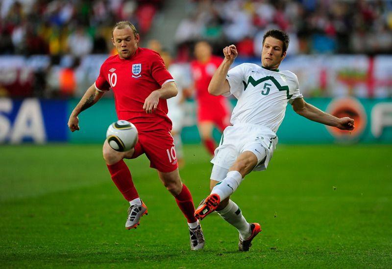 Lupakan Masa Lalu Slovenia Siap Hadapi Inggris Timnas Slovenia Akan Menghadapi Inggris Di Lanjutan Laga Kualifikasi Grup E Euro 20 Soccer Field Sports Soccer