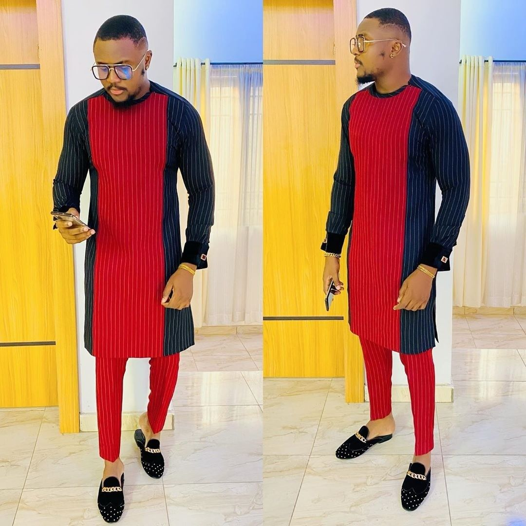 These Latest Native Wears For Guys Are Hot Couture Crib In 2020 African Dresses Men Nigerian Men Fashion African Clothing For Men