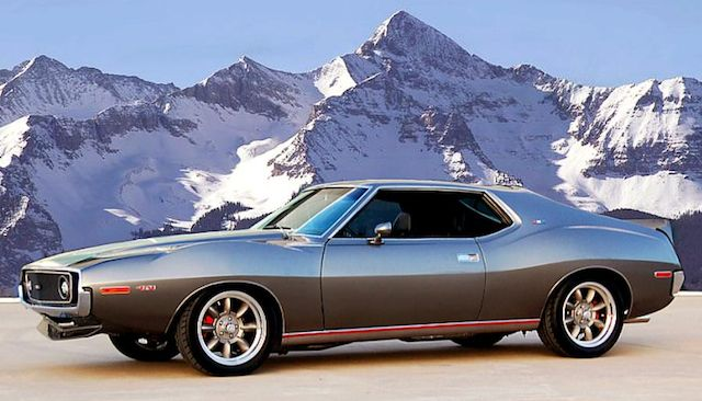The Musclecar Place Podcast Building Amc Muscle At Colorado Amx