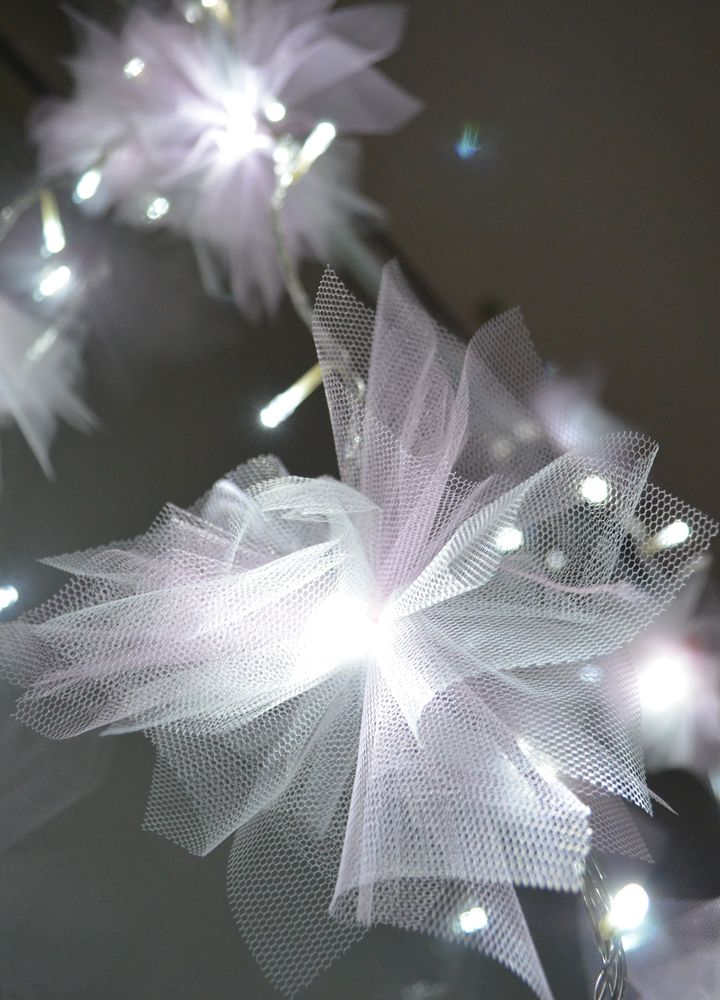 Make Your Own Fairy Lights For A Wedding Reception Holiday