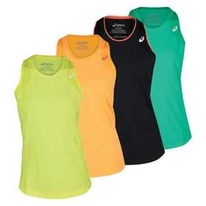 Get the lightweight, cooling ASICS Women's Athlete #Tennis #Tank Top today at #TennisExpress! Breathability and moisture management keep you cool and dry on court! Order it here >> http://www.tennisexpress.com/asics-womens-athlete-tennis-tank-top-43815
