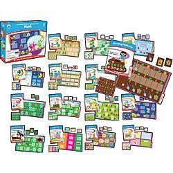 Carson Dellosa Math File Folder Game Grade K by Office Depot
