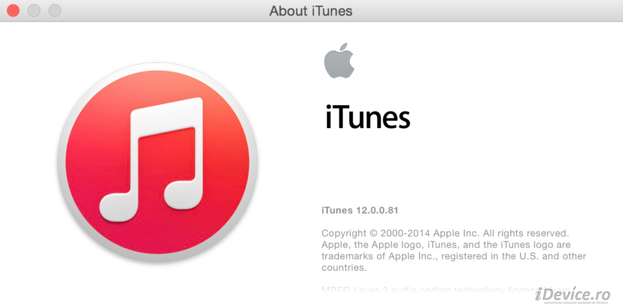 iTunes 12 iata noul design Itunes și Design
