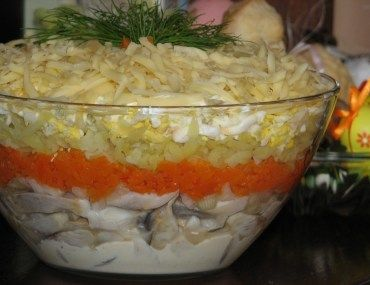 Bozonarodzeniowa Salatka Ze Sledziem Recipe Food Polish Recipes Christmas Menu