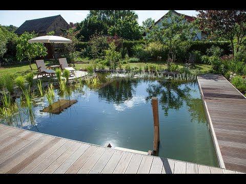 Awesome Wo Gr n begeistert So entsteht ein Schwimmteich Garten YouTube