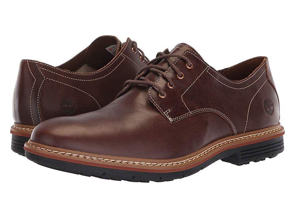 Timberland Naples Trail Oxford Men s Lace up casual Shoes Potting Soil Full  Grain 417da147790