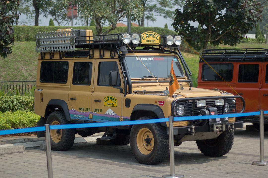 Jaguar Land Rover Indonesia Menyulap Lahan Menjadi Mini