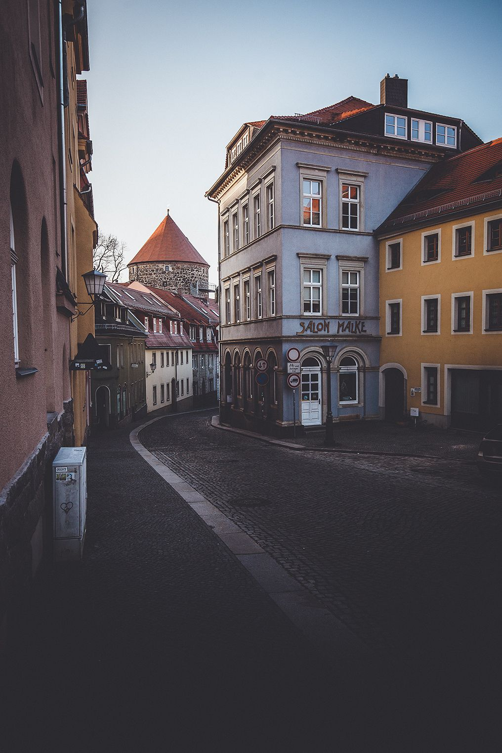 Where The Streets Have No Name In 2020 Bautzen Sachsen