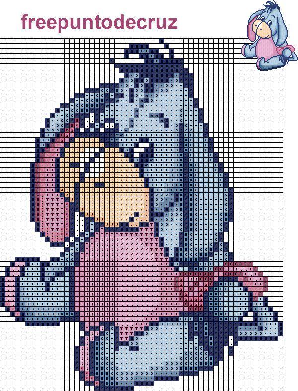 Dibujos Punto de Cruz Gratis: Igor punto de cruz - Cross Stitch ...