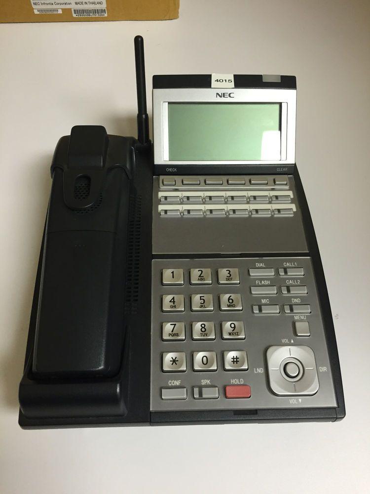 new nec ip3na 12txh tel bk dlv xd z y w ux 5000 bch bluetooth rh pinterest com nec dlv(xd)z-y(bk) phone manual nec telephone dlv(xd)z-y(bk) manual
