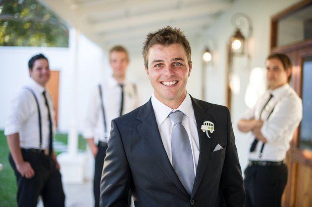 Pieter Carinus en sy strooijonkers SARIE Bruidspaar van die Jaar-wenners 2013 #sarie #wedding #bride #inspiration  FOTO'S: Christine Meintjes