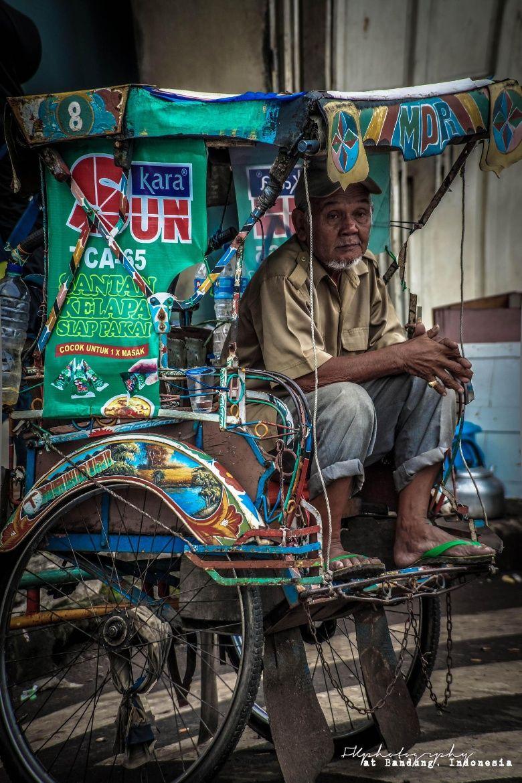 Orang Beca, Bandung, Indonesia Cultuur, Indonesië