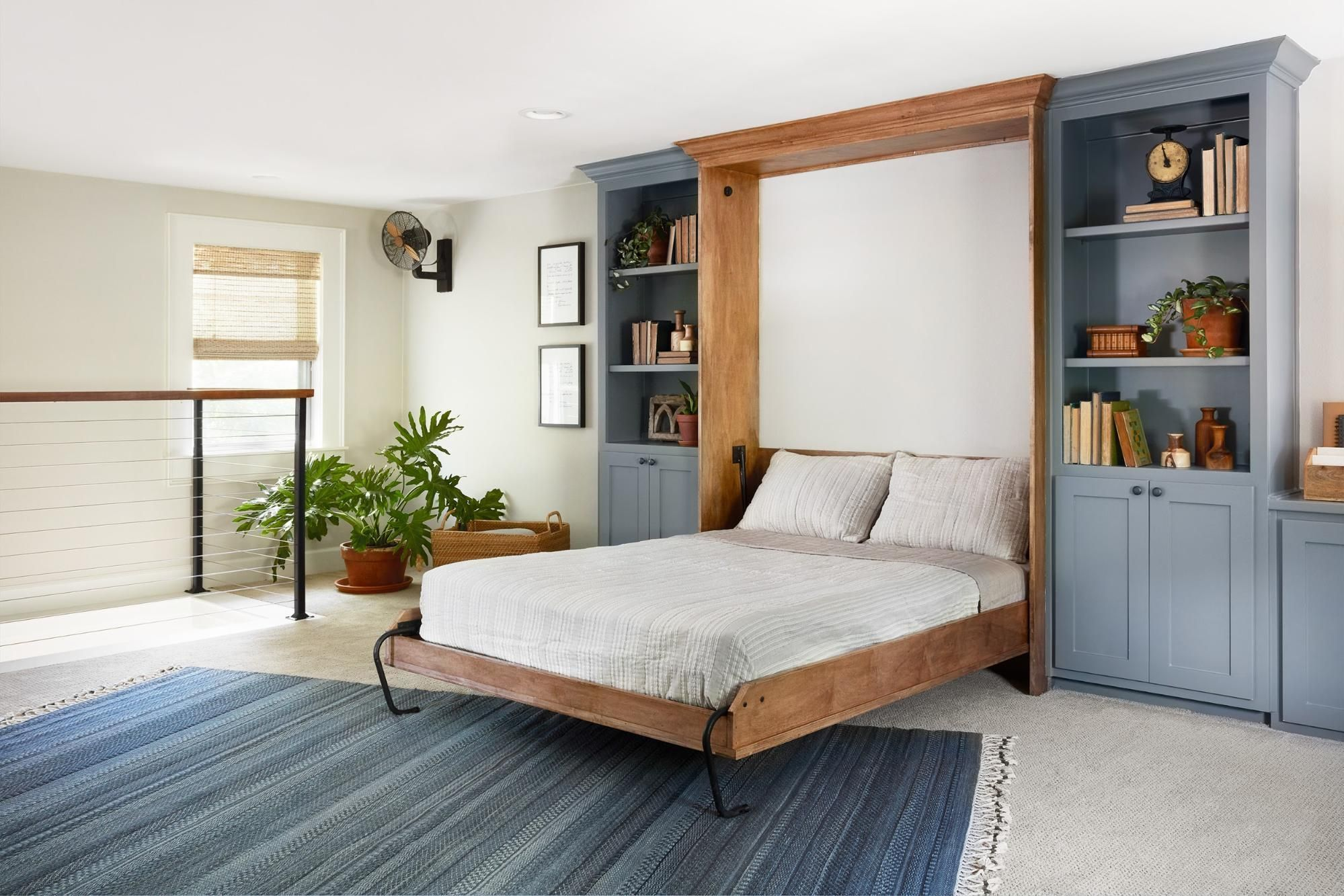 Episode 3 Season 5  HGTVs Fixer Upper Chip  Jo Gaines Our solution for converting this space to a guest room was to incorporate a murphy bed Since this