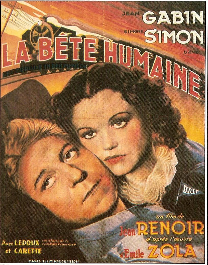 La Bete Humaine 1938 la bete humaine...