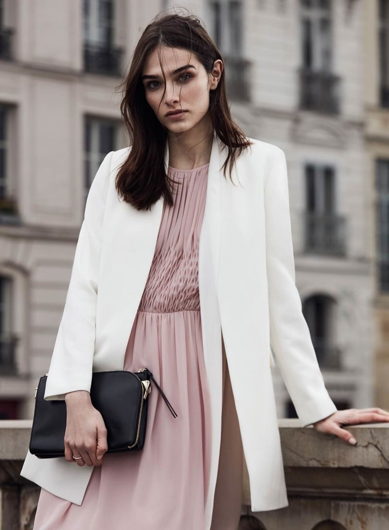 8 Elegant Wedding Guest Outfit Ideas From Reiss Wedding Guest Outfit Guest Outfit Fashion [ 1088 x 800 Pixel ]