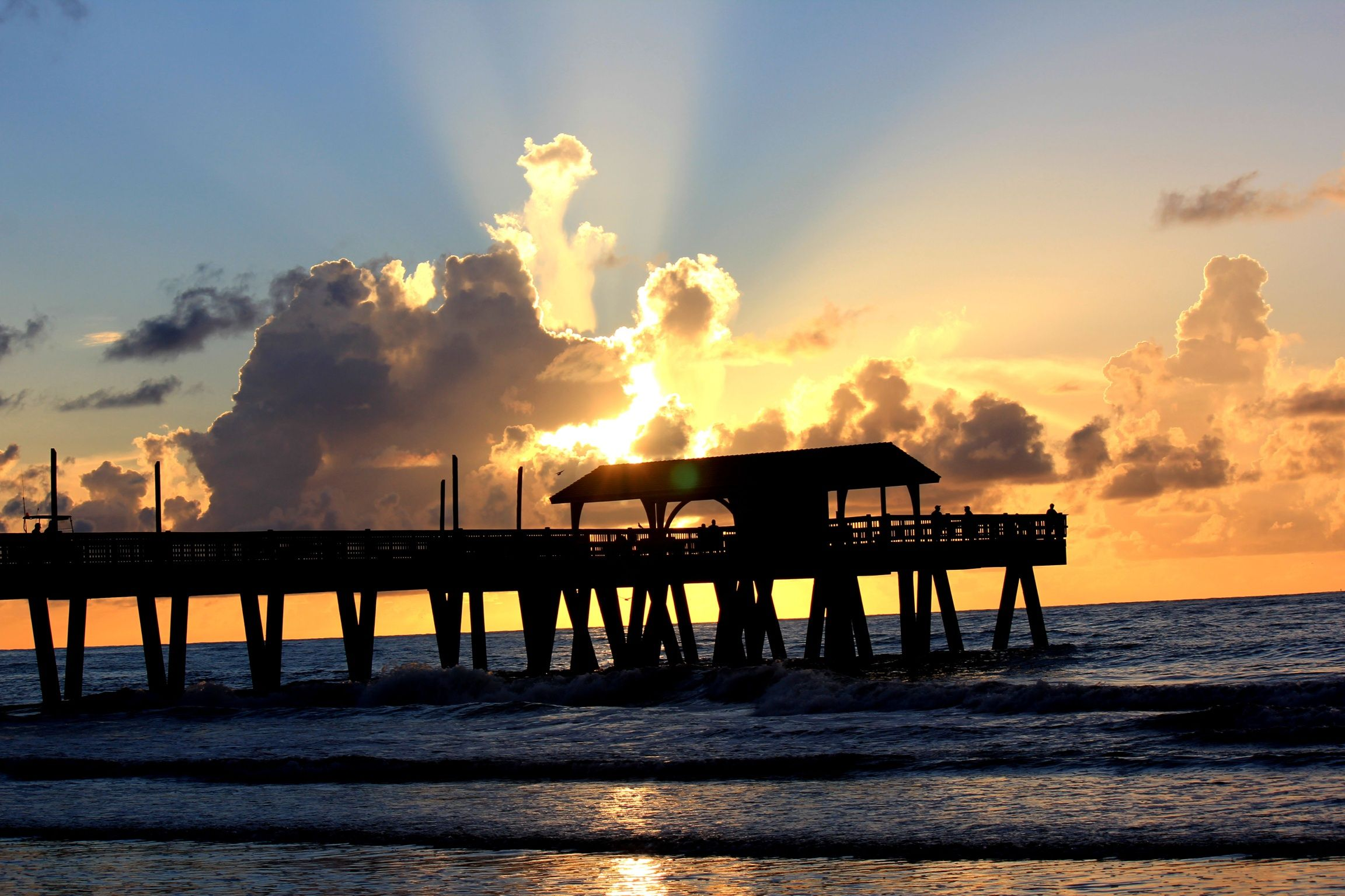 The best picture I've ever taken. Summer 2012 tybee island