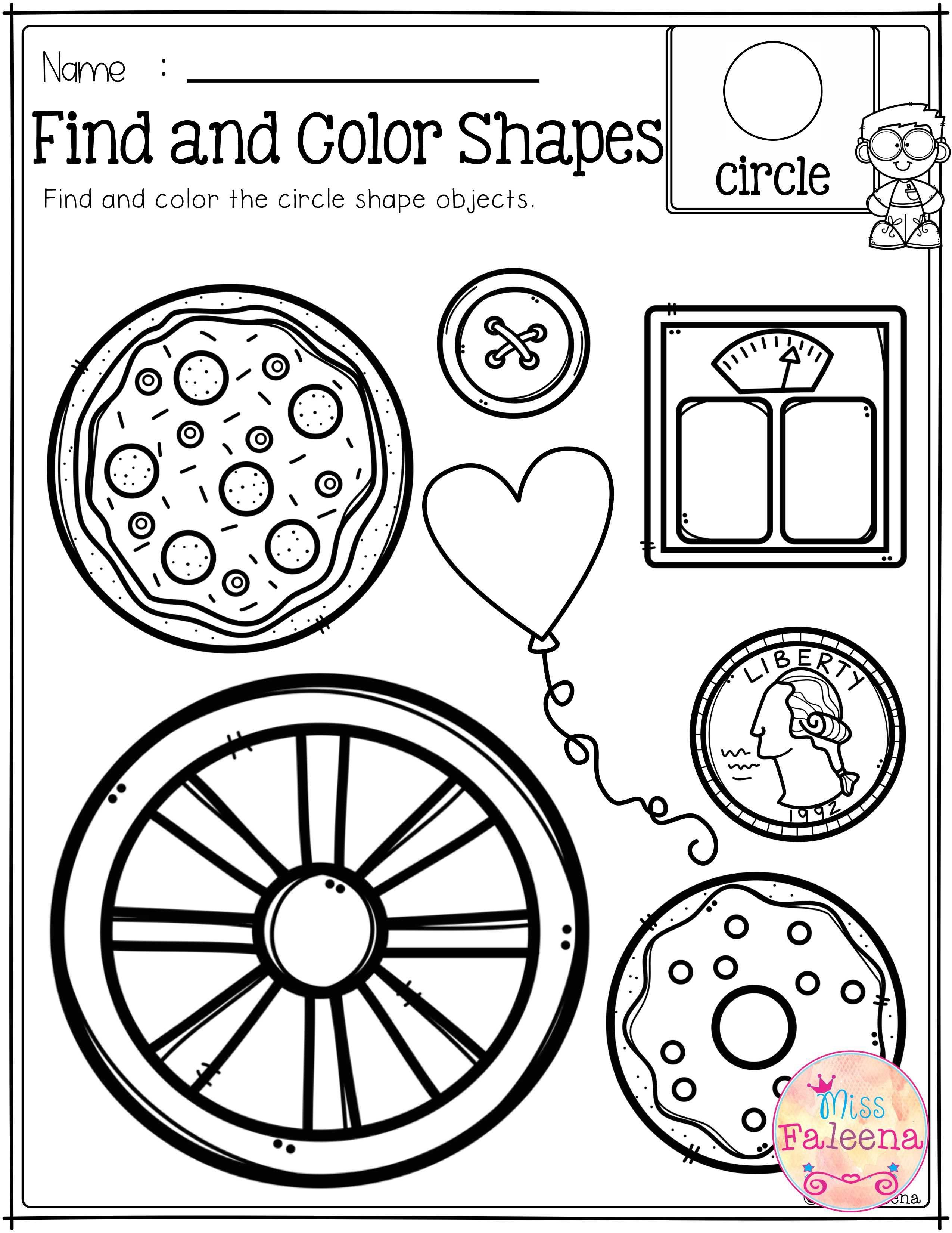 Kindergarten Math Shapes Worksheet Kindergarten Kindergarten Math Kindergarten Worksheets [ 3300 x 2550 Pixel ]