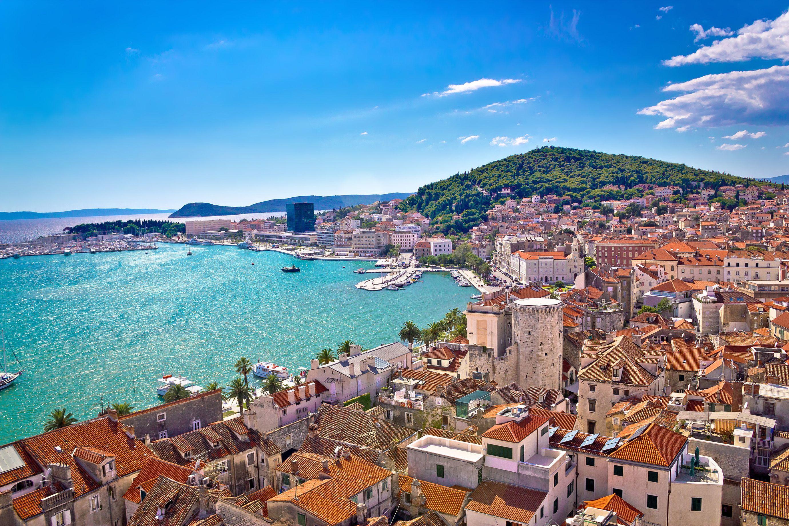 10 Breathtakingly Beautiful Beach Cities In Europe Europe Travel Croatia Travel Trip