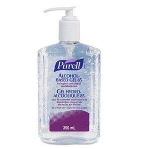 Purell Advanced Hand Sanitizer Refreshing Gel Metallic Design