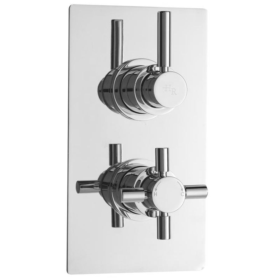 Milan Shower Valve With Built In Diverter Rainfall Water Blade