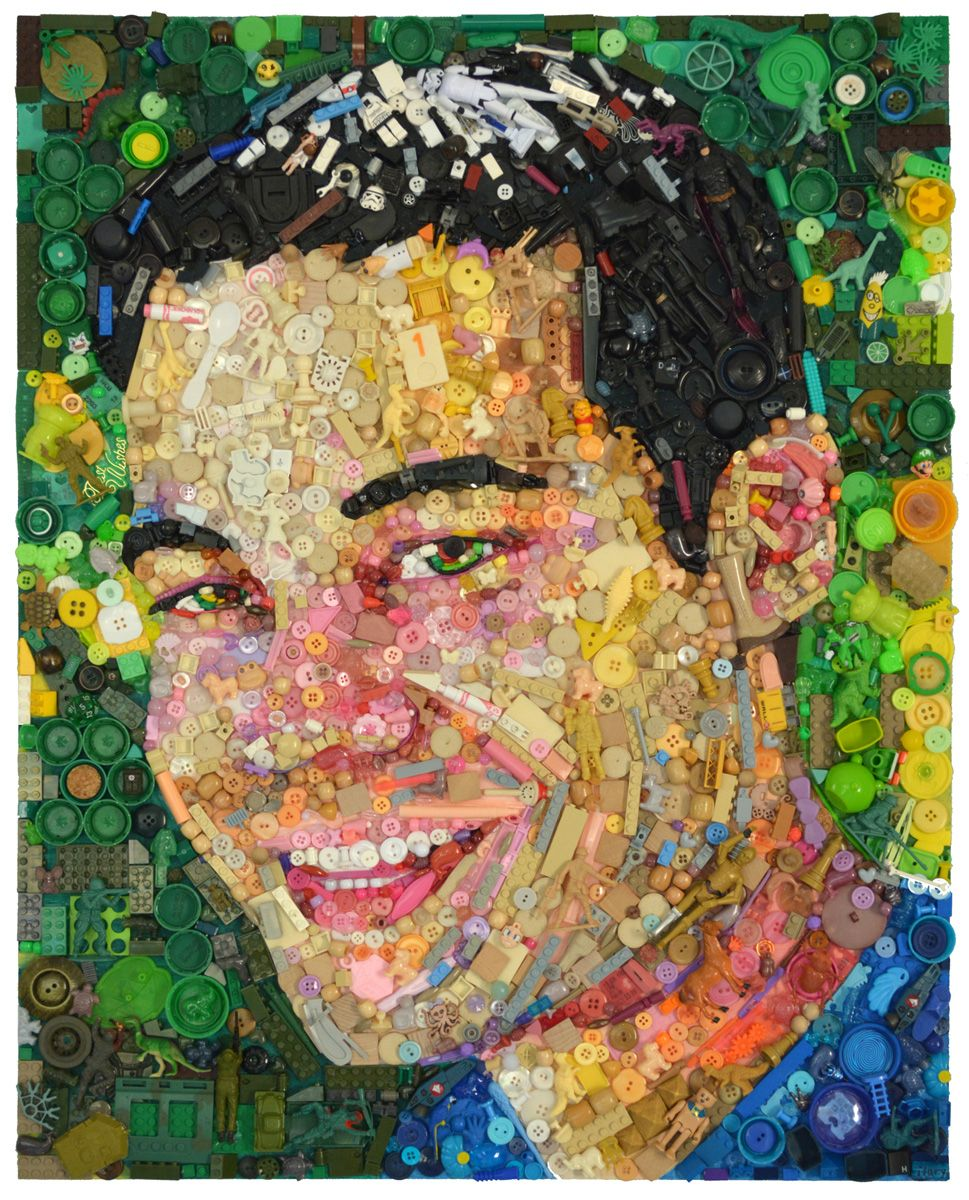 Lego Art Painting