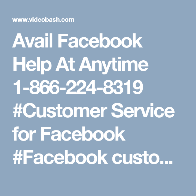 Avail Facebook Help At Anytime 1-866-224-8319 #Customer Service for Facebook #Facebook customer service #Facebook customer care #Facebook Hacked Account  • First call resolution to your problems. • Service charges are quite feasible. • Available anytime from anywhere. Aside from the above-mentioned benefits, you can get various other benefits just by availing Facebook Help. For more information visit our website. http://www.monktech.net/facebook-contact-help-line-number.html