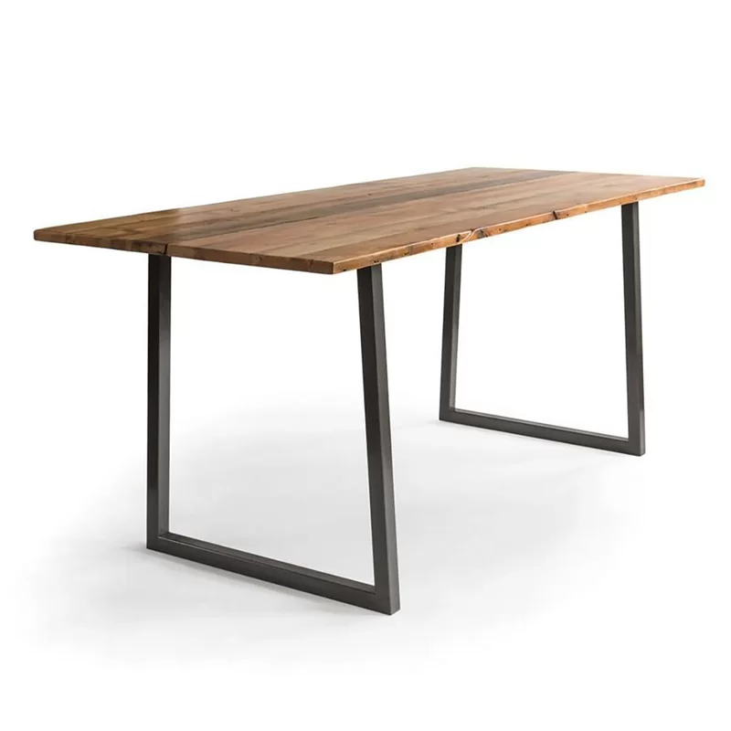 Doron Bar Height Solid Wood Dining Table In 2020 Solid Wood Dining Table Wood Dining Table Dining Table