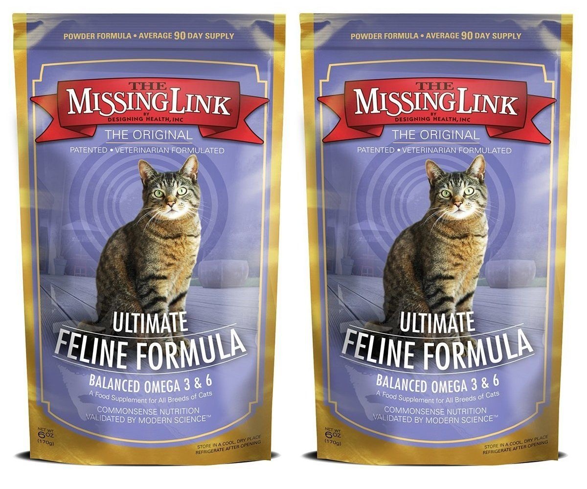 The Missing Link Original All Natural Superfood Cat Supplement Healthy Skin Coat Immunity And Overall Health Feline Form In 2020 Cat Supplement Feline Pet Supplements