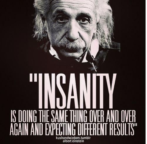 Einstein's an ideal service to our fellow man?