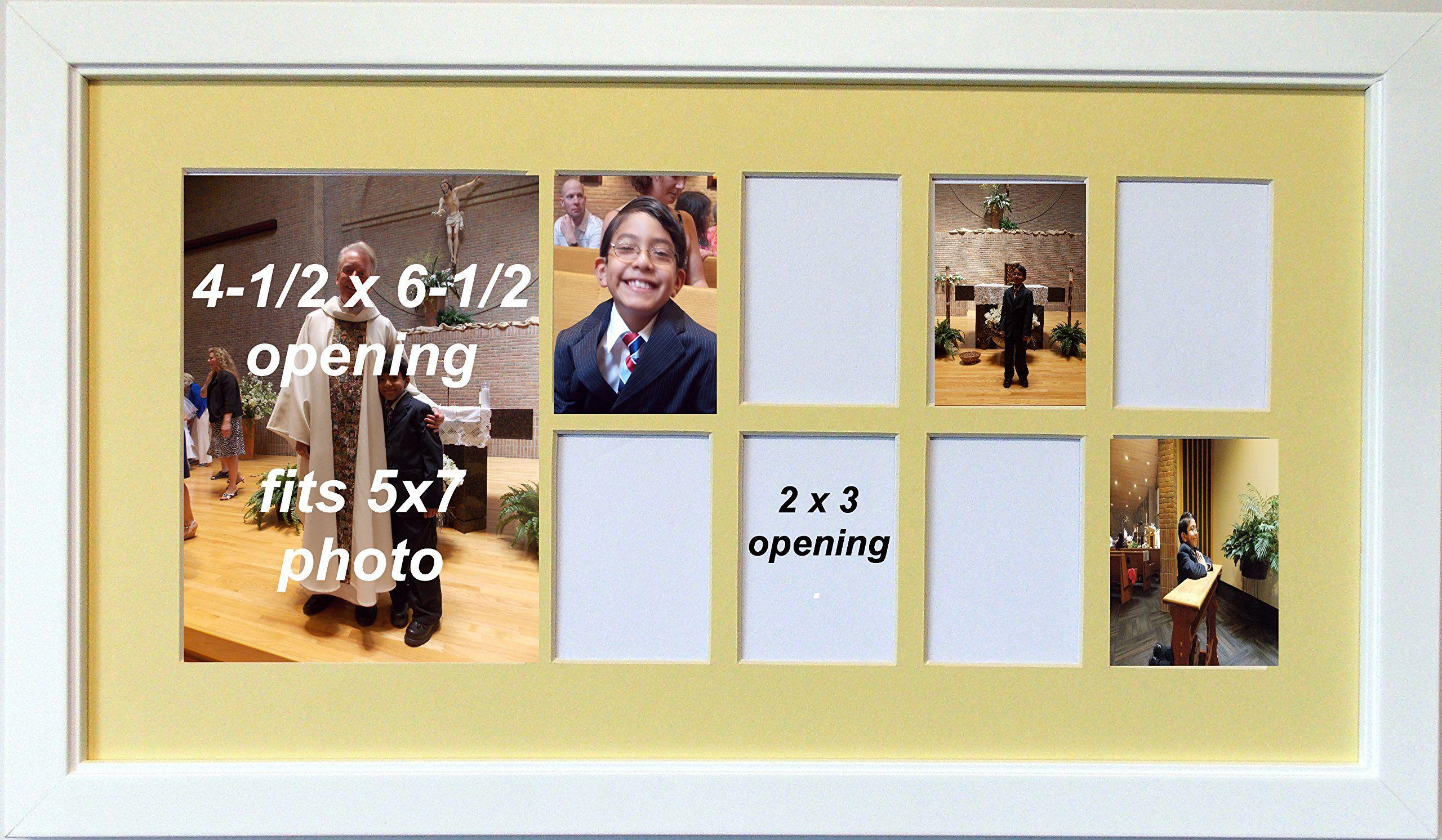 Unique Wallet Size Photo Frame Collage Composition - Picture Frame ...