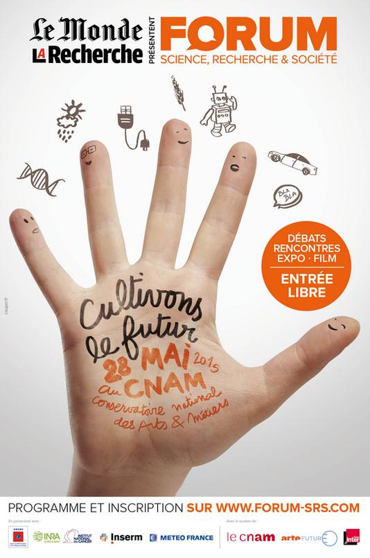 """Forum """"Cultivons le futur"""" au CNAM"""