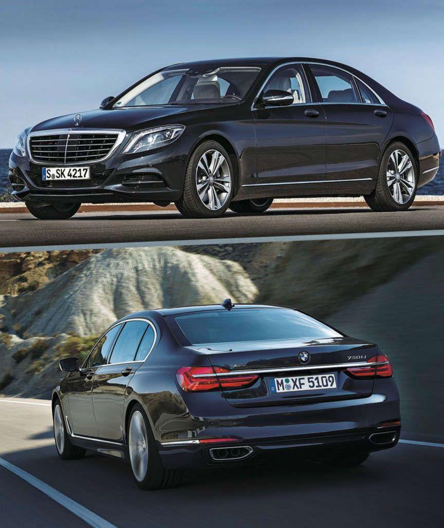 Neuer Bmw 7er Vs Mercedes S Klasse Wer Baut Das Beste Auto Der
