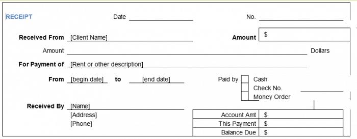 Receipt Template Word 03 Receipt Template Free Receipt Template Invoice Template Word