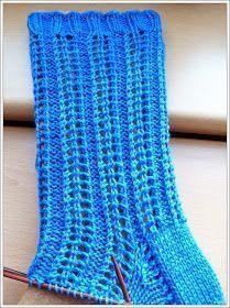 Photo of Heli   (Muster dankend erhalten von Heli Toikka)       Handgefärbtes Garn   Gr…
