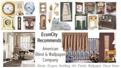 30 Ideas To Organize Your Own American Blind And Wallpaper Company